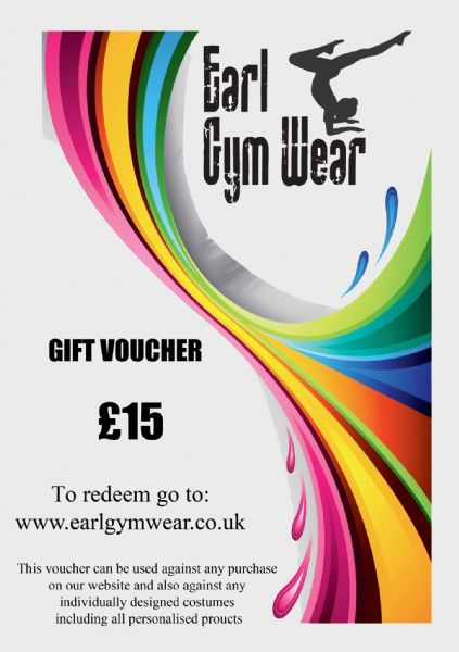 GIFT VOUCHERS (From £5)